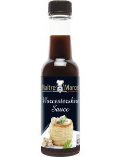 Maitre Marcel Worcestershire Sauce  (140 ml) - 4013200118938