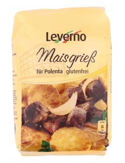 Leverno Maisgrie� f�r Polenta  (1 kg) - 4013200331030