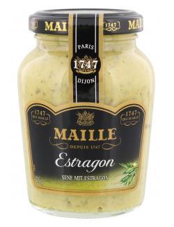 Maille Dijon Senf Estragon mit Wei�wein  (200 ml) - 3036810208050