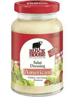 Block House Salat Dressing American  (250 ml) - 4009286150030