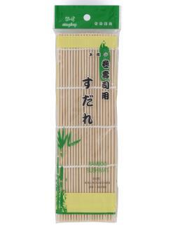 Bamboo Garden Bambusmatte f�r Sushi-Rollen  (1 St.) - 4902465307020