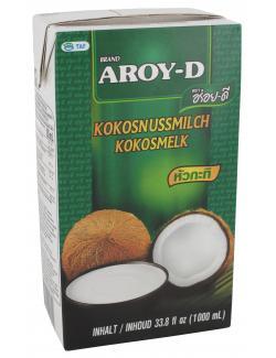 Aroy-D Kokosnussmilch  (1 l) - 8851613101392
