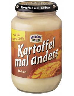 Unox Kartoffel Mal Anders Käse  (400 ml) - 4013300030000