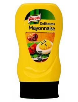 Knorr Delikatess Mayonnaise  (250 ml) - 4000400001702