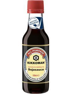 Kikkoman Sojasauce  (150 ml) - 4020500078534