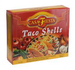Casa Fiesta Taco Muscheln  (135 g) - 8715186810214