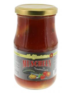 La Comtesse Muscheln in Tomatensauce  (350 g) - 4008314060686
