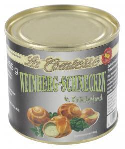 La Comtesse Weinberg-Schnecken in Kr�uterfond  (55 g) - 4008314165725