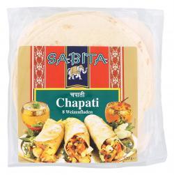 Sabita Chapati Weizenfladen  (320 g) - 4013200860684