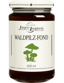 J�rgen Langbein Waldpilz-Fond  (200 ml) - 4007680105281