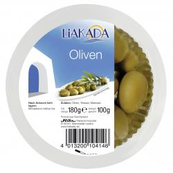 Liakada Oliven gr�n  (175 g) - 4013200104146