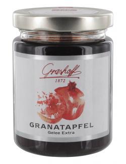 Grashoff Gelee extra Granatapfel  (250 g) - 4006375000306