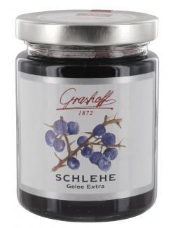 Grashoff Gelee extra Schlehe  (250 g) - 4006375000337