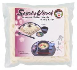 Miyako Sanuki Udon Japanese Boiled Noodle  (250 g) - 4316734081298