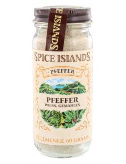 Spice Islands Pfeffer wei�  (60 g) - 42034520