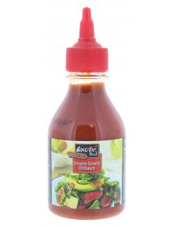Exotic Food Sriracha scharfe Chillisauce  (225 g) - 8853662003023