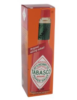 Tabasco Original Pepper Sauce  (57 ml) - 11210115262