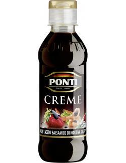 Ponti Creme Aceto Balsamico Di Modena  (250 g) - 8001010076568
