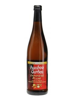 Bamboo Garden Japanese Plum  (750 ml) - 4023900541356