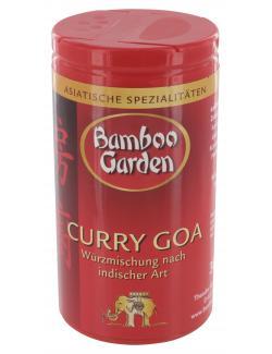 Bamboo Garden Curry Goa Würzmischung indisch  (30 g) - 4023900540779