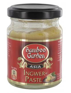 Bamboo Garden Ingwer Paste - MHD 31.12.2016  (110 g) - 4023900543008