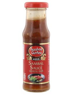 Bamboo Garden Sambal Sauce w�rzig-s��  (155 ml) - 4023900538820