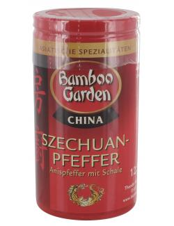Bamboo Garden Szechuan-Pfeffer Anis-Pfeffer  (12,50 g) - 4023900539841