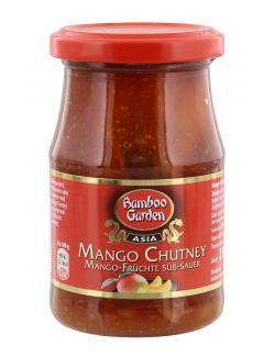 Bamboo Garden Mango Chutney süß-sauer  (230 g) - 4023900533245