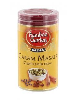 Bamboo Garden India Garam Masala Gewürzmischung  (30 g) - 4023900542520
