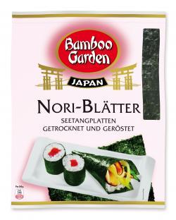 Bamboo Garden Nori-Blätter  (5 St.) - 4023900541257