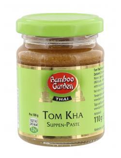 Bamboo Garden Thai Thom Kha Suppen-Paste  (110 g) - 4023900561361