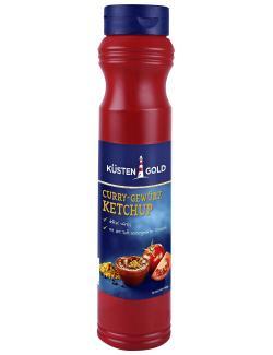 K�stengold Curry-Gew�rzketchup  (800 ml) - 4045800717273