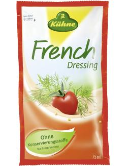 Kühne French Dressing  (75 ml) - 4012200039380