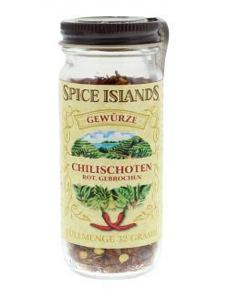 Spice Islands Chilischoten rot gebrochen  (32 g) - 42212775