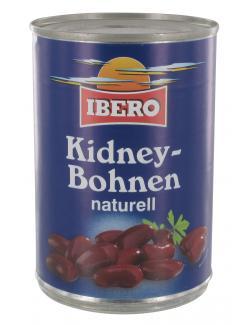 Ibero Kidney Bohnen naturell  (265 g) - 4013200108526