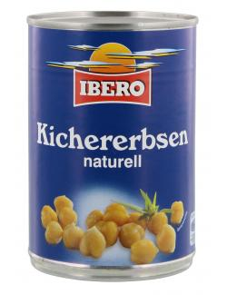 Ibero Kichererbsen naturell  (265 g) - 4013200552121