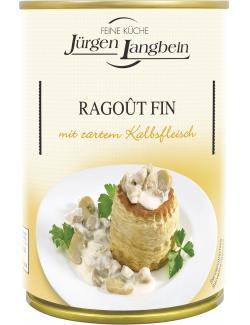 Jürgen Langbein Ragoût fin  (400 g) - 4007680104635