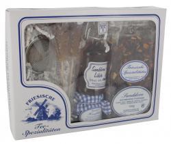 Heiko Blume Tee Geschenkkarton Friesische Teespezialitäten  - 4101040009674