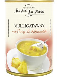 Jürgen Langbein Mulligatawny  (400 ml) - 4007680103812