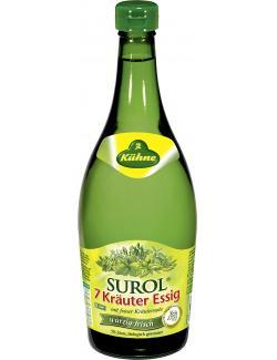 Kühne Surol 7-Kräuter-Essig  (750 ml) - 4012200419007