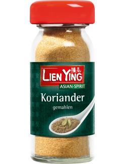 Lien Ying Koriander-Samen gemahlen  (20 g) - 4013200881900