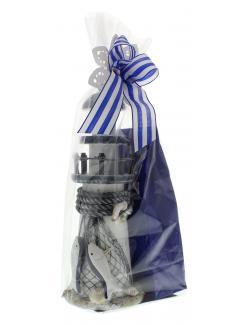 Heiko Blume Friesische Teespezialit�ten Geschenkpackung Leuchtturm blau  (1 St.) - 4101040010168