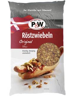 P&W Original R�stzwiebeln original  (500 g) - 4001812001502