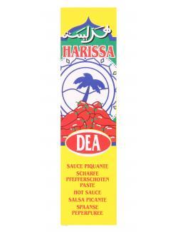 Harissa Dea scharfe Pfefferschoten Paste  (120 g) - 3069538102461