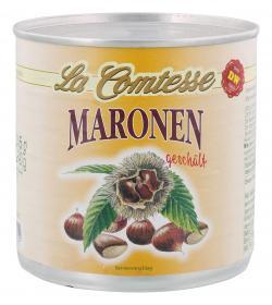 La Comtesse Maronen gesch�lt  (240 g) - 4008314161512