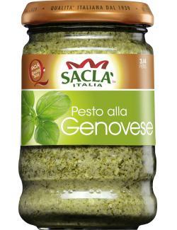 Sacla Pesto alla Genovese  (190 g) - 8001060001848