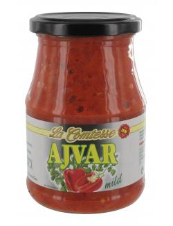La Comtesse Ajvar Mild  (340 g) - 4008314441003