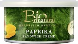 Rinatura Bio Sandwich-Creme Paprika  (125 g) - 4013200255213