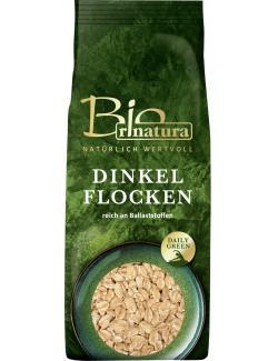 Rinatura Bio Vollkorn-Dinkelflocken  (500 g) - 4013200254759