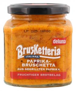 Deluna BrusKetteria Paprika-Bruschetta  (280 g) - 7612195000456